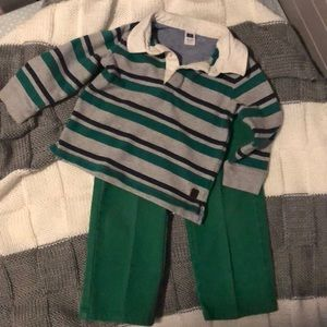 Janie and Jack outfit.